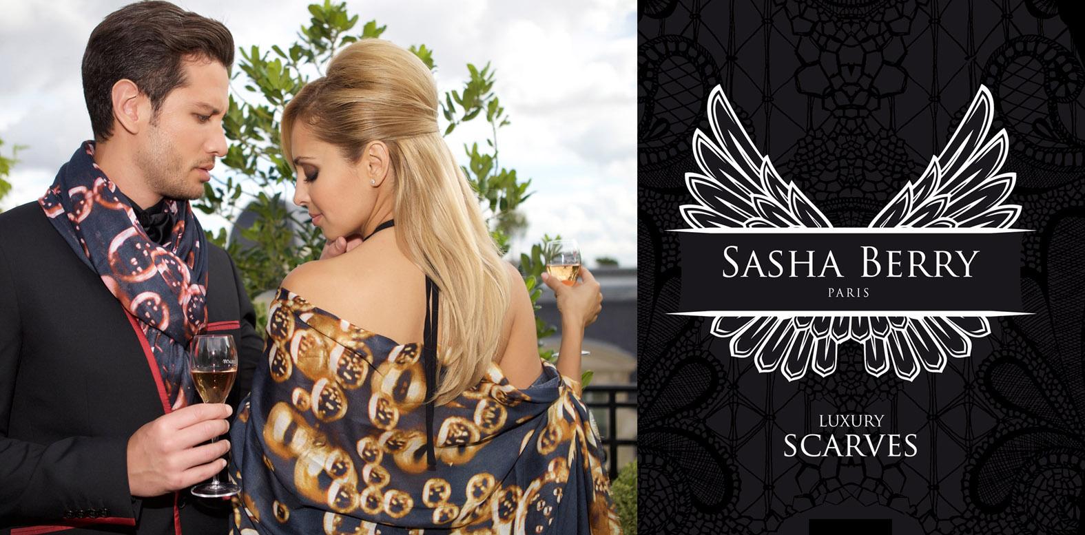 Sasha Berry - Écharpes