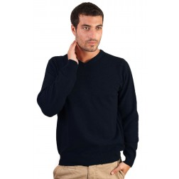 Pull col V Casual